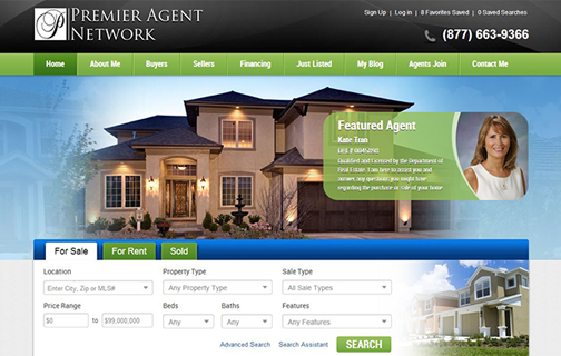 the U.S. Real Estate Website